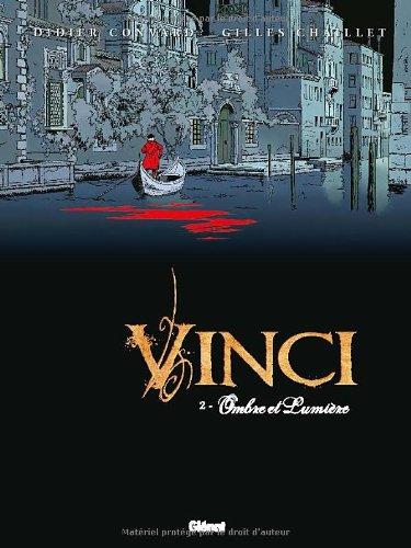 Vinci, Tome 2 : Ombre et lumière