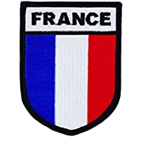Patch hook and loop ecusson brodé opex tap insigne france armée militaire airsoft