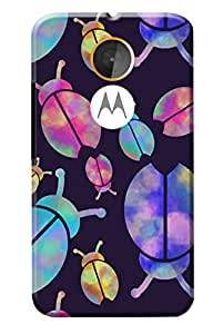 Moto X2 Cover,Premium Quality Designer 3D Printed Lightweight Slim Matte Finish Hard Case Back Cover for Moto X2 2nd Generation by Tamah