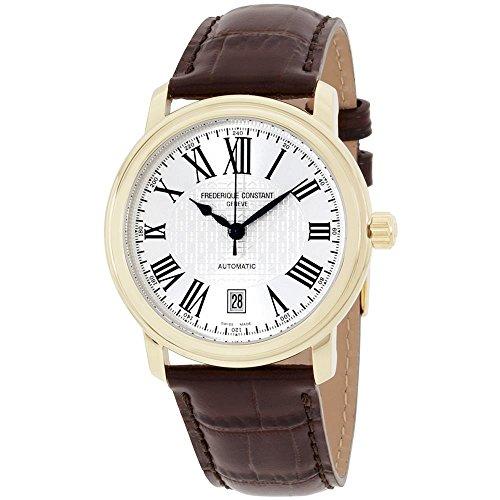 Frederique Constant Reloj de hombre cuarzo 38mm correa de acero FC-303M4P5