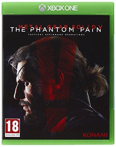 Foto Metal Gear Solid V: The Phantom Pain - Standard Edition - Xbox One