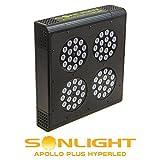 LED Apollo Sonlight PLUS Hyperled 4 (64x3w) 192W immagine