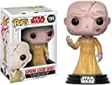 Funko POP! Bobble: Star Wars: Gli Ultimi Jedi: Leader Supremo Snoke