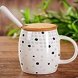 Wasserabscheidertopf Tatu Schale Keramik keg Schale große Becher 450 ml, Inhalt