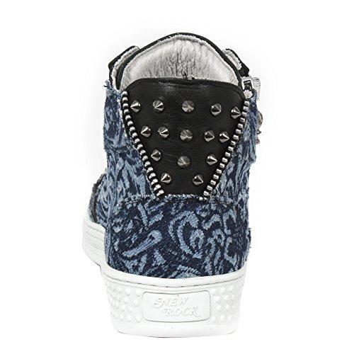 Black New Blue s23 ps039 Rock M qxHwRza