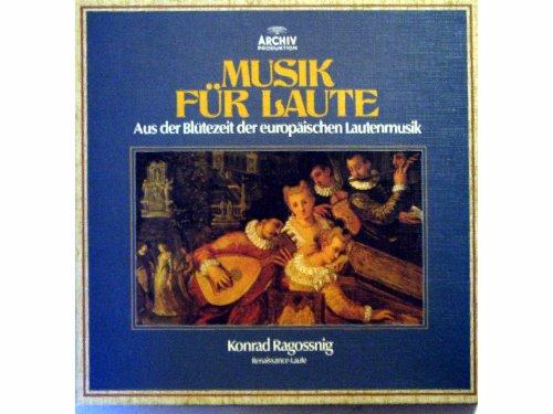 Musik Für Laute [6 LP Box-Set] (Aus der Blütezeit der europäischen Lautenmusik)