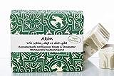 Akim - Avocadoölseife, Bioseife von SilviaSeifen, Premium Naturseife, Palmölfrei, vegan, regional handgemacht, 90g