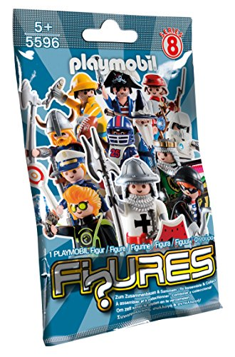 PLAYMOBIL 5596 - Figures Boys, Serie 8
