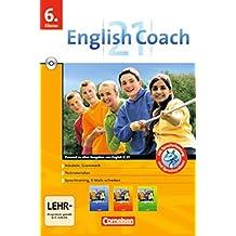 English Coach 21 - 6 Klasse