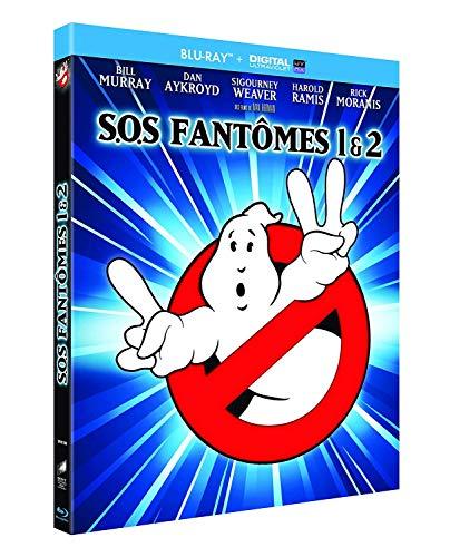 Les blu-ray de S.O.S. Fantômes 1 & 2, pour revoir les bases