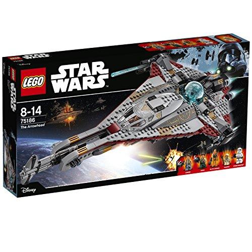 Preisvergleich Produktbild LEGO Star Wars 75186 - The Arrowhead