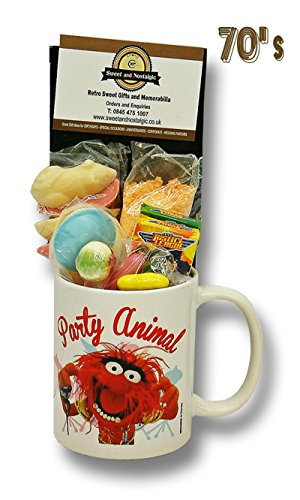 Animal Muppets Mug with a muppet portion of 70's Sweeties