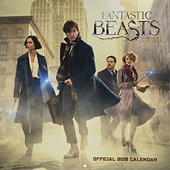 Fantastic Beasts Official 2018 Calendar - Square Wall Format