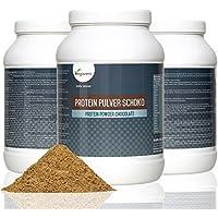 Sport proteine vegetali in polvere – 800 g, gusto cioccolato
