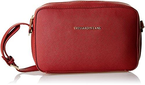 trussardi-jeans-levanto-borsa-a-tracolla-25-cm-bordeaux