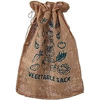 Tildenet VS15 Sacs à légumes en toile de jute 15 kg