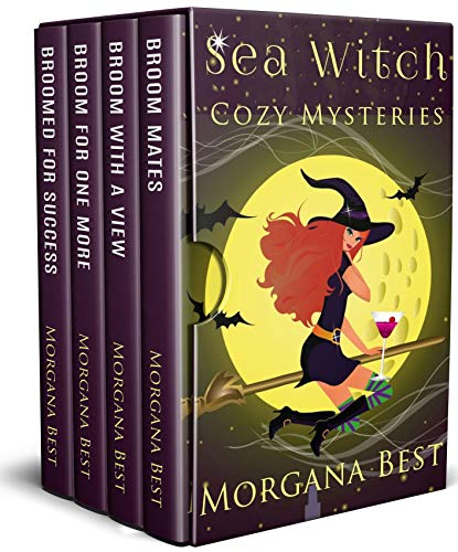Sea Witch Cozy Mysteries: 4 Book Box Set (English Edition)