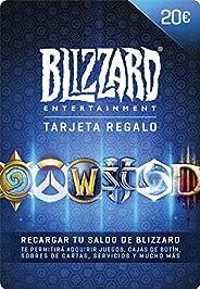 Tarjeta regalo de Blizzard 20 EUR | Código para PC