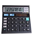 Ct-512 Black Calculator (Black)-429