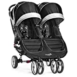 Baby Jogger Poussette City Mini Double Noir