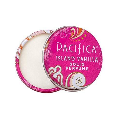 Pacifica - Parfümcreme Island Vanilla - Reiseparfüm basierend auf natürlichen Substanzen - 10g (Vanilla Solid Parfum)