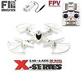 Fm-electrics MJX X400w - XXL Drohne mit Wifi FPV Kamera in HD und riesen Reichweite