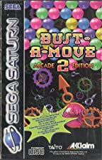 Bust a move 2 Arcade edition - Saturn - PAL