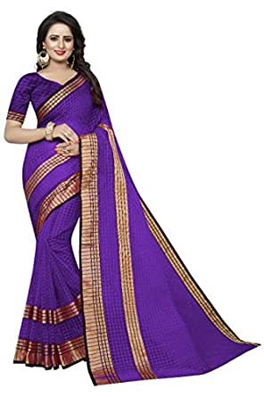 Saree(Desney Fashion Sarees For Women Party Wear Half Sarees Offer Below 500 Rupees Latest Design Under 300 Combo Art Silk New Collection 2018 In Latest With Designer Blouse Beautiful For Women Party Wear Sadi Offer Sarees Collection Kanchipuram Bollywood Bhagalpuri Embroidered Free Size Georgette Sari Mirror Work Marriage Wear Replica Sarees Wedding Casual Design With Blouse Material (BH-POLLY Blue)