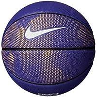 445f8cacccf Nike Basketball Small Mini Ball Size 3 Black And Purple Rubber Training