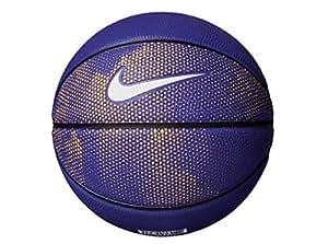 Nike Erwachsene Swoosh Skills506 Basketball Field Purple/Black/White, 3