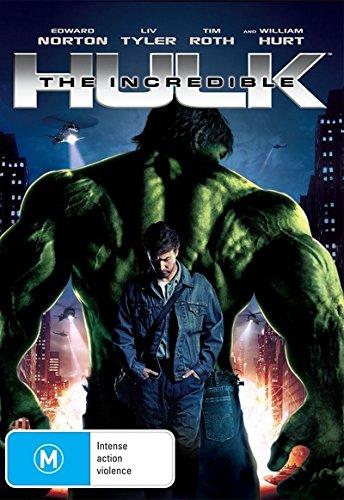 MARVEL - THE INCREDIBLE HULK (1 DVD)