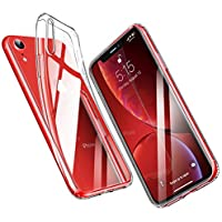 ESR Cover iPhone XR, Custodia Gel Trasparente Morbida Silicone Sottile TPU [Ultra Leggera e Chiaro] per Apple iPhone XR da 6.1 Pollici (Uscito a 2018).