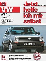 VW Golf II / Jetta (Jetzt helfe ich mir selbst, Band 112)