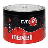 Maxell DVD-R 4.7GB - Confezione da 50 immagine