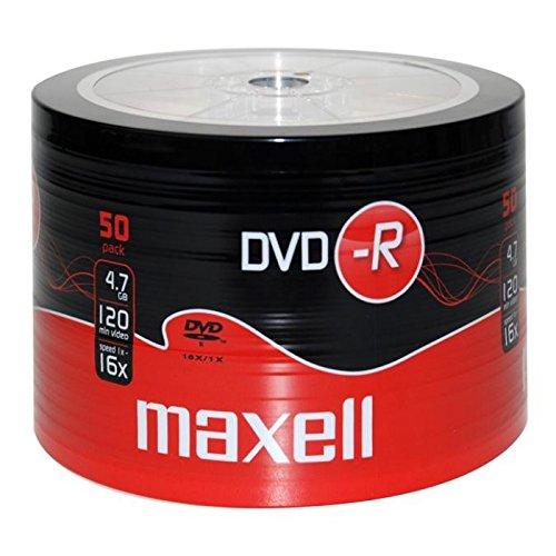 maxell-dvd-r-47-gb-16x-120-min-video-matt-silver-50-disk-pack-shrink-wrapped