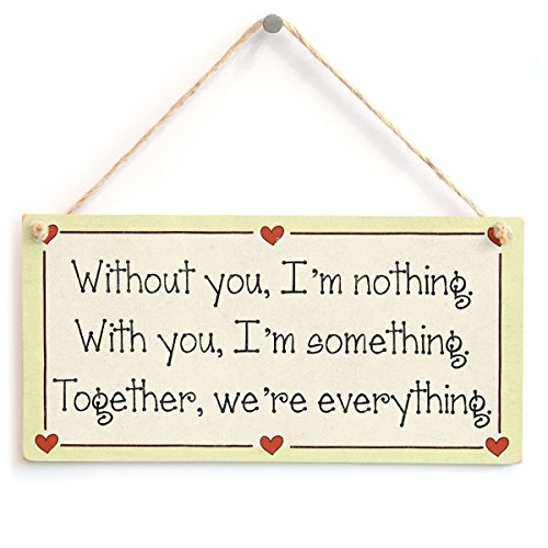 without-you-im-nothing-with-you-im-something-together-were-everything-romantic-gift-love-heart-frame