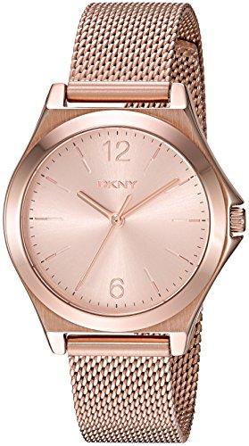 DKNY Damas Watch Cuarzo: Batería Reloj NY2489