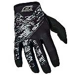 O'Neal Jump MX DH Handschuhe DIGI CAMO Schwarz Motocross Downhill Cross Motorrad Mountainbike, 0385JD-0, Größe S