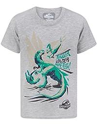 Official Niño Jurassic World - Camiseta