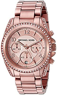Michael Kors - Reloj cronógrafo de cuarzo para mujer de Michael Kors