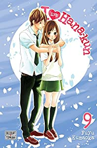 I Love Hana-Kun Edition simple Tome 9