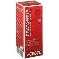 Crataegus Hevert Herzcomplex Tropfen 100 ml preisvergleich bei billige-tabletten.eu