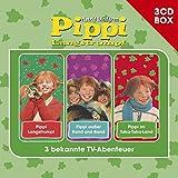 Pippi Langstrumpf-3-CD Hörspielbox