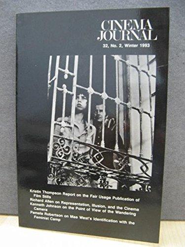 Cinema Journal 32, No. 2, Winter 1993