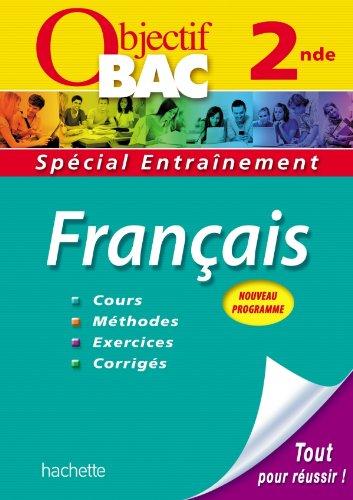 OBJECTIF BAC - Entraînement - Français 2nde