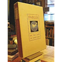 Fables. in One Volume Complete with Wood-Engravings by Gillian Lewis Tyler