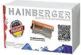 5200 Seiten! Hainberger Toner ersetzt Brother TN2220 mit XXL Inhalt für HL 2240 / 2240 D / 2250 / 2250 DN / 2250 N / 2270 DW