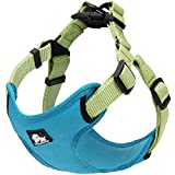 Da Jia Inc 3M Reflective Front Range Dog Harness with Handle Durable Nylon