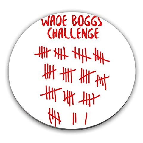Wade Boggs Challenge Caboteur Inoxydable Assiette