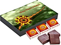 ChocoCraft Rakhi for Brother in India